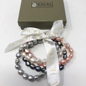 Honora Fresh Water Pearl Bracelet